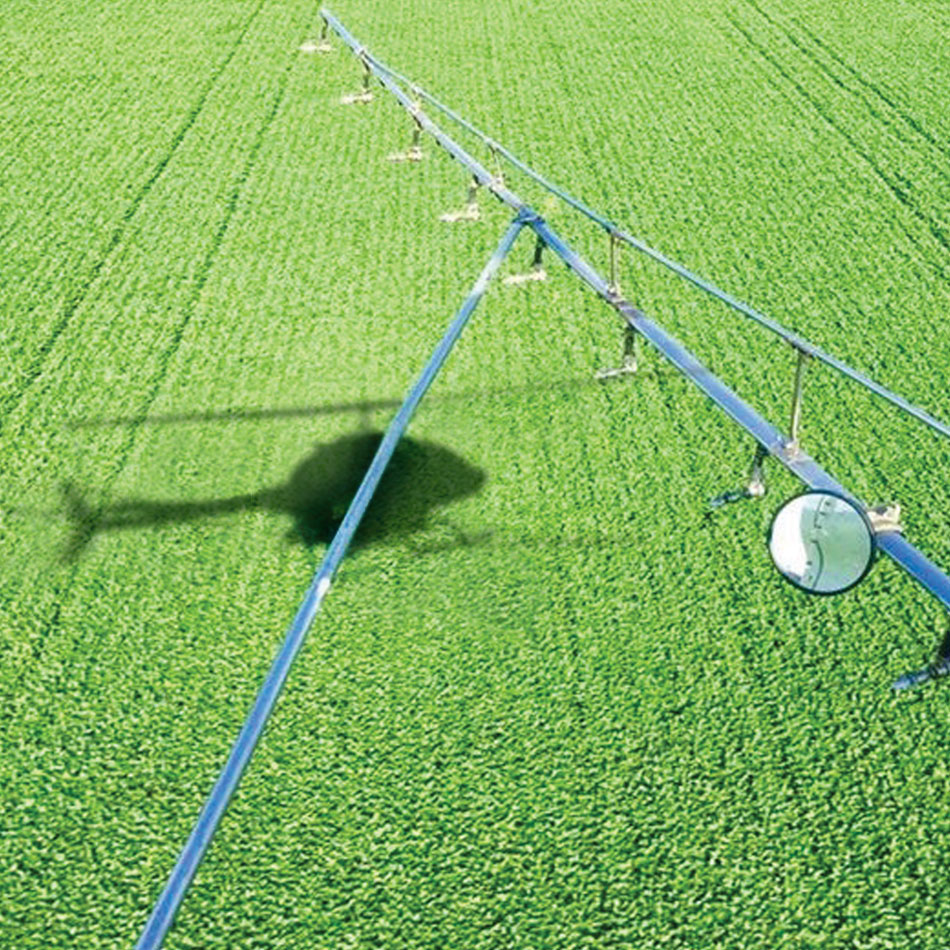 VersaAir crop aerial application services
