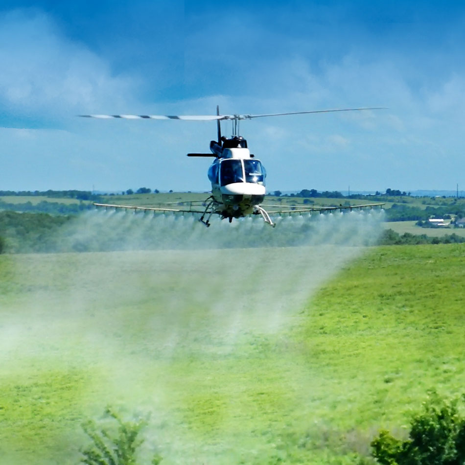 VersaAir Services - Pasture aerial application servicess